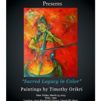 Exhibition: Sacred Legacy in Color