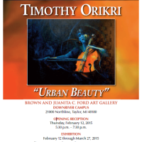 Urban Beauty - Timothy Orikri Art Exhibition