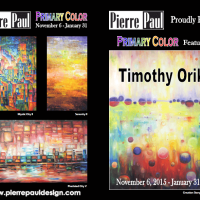 "Pierre Paul Presents: ""Primary Color"""