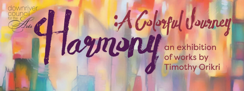 Harmony - A Colorful Journey - Timothy Orikri