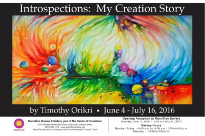 Creation Story - July 16
