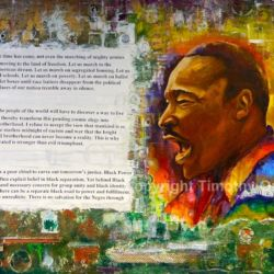 Tribute to Dr. Martin Luther King Jr VI
